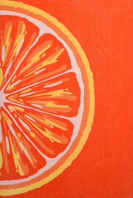 """Полотенце махровое """"Grapefruit"""""""