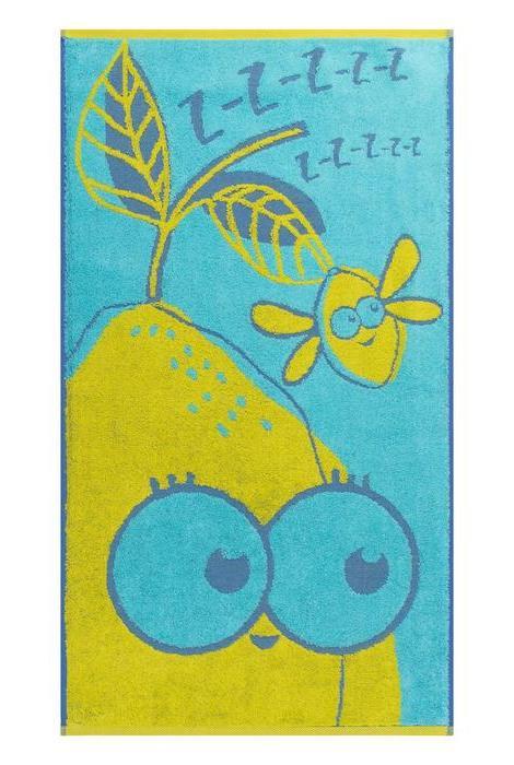 "Полотенце махровое ""Funny lemons"""