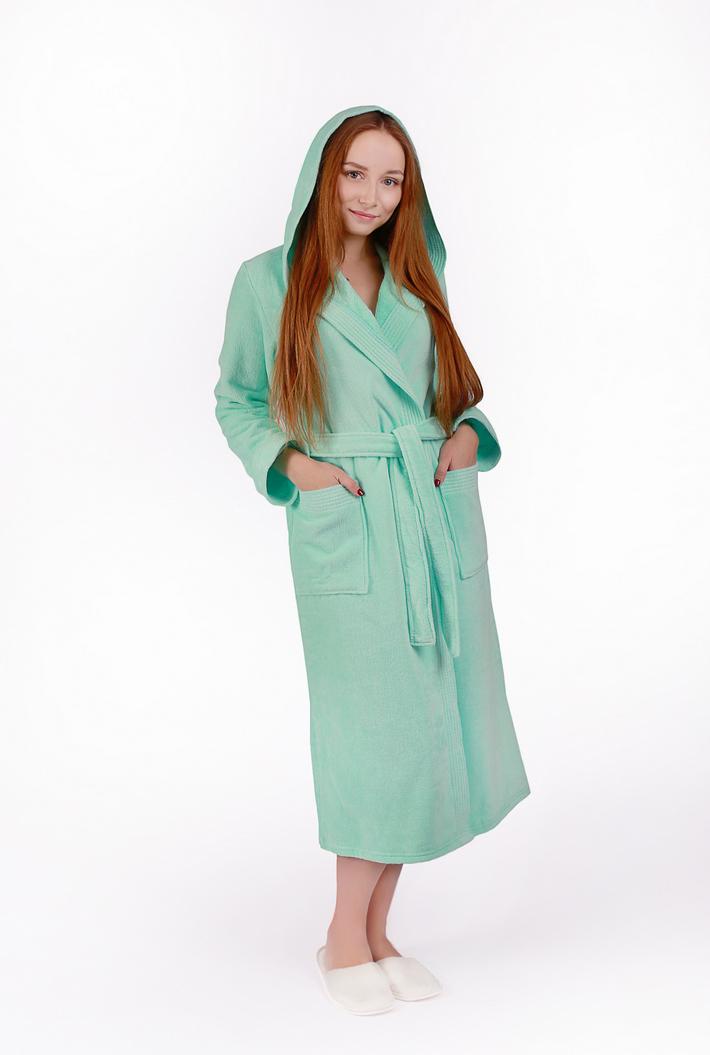 7a89f85e331b Велюровый женский халат из Иваново оптом и в розницу от производителя