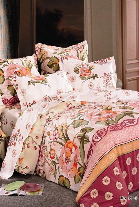 Комплект постельного белья из сатина SUNVIM 54