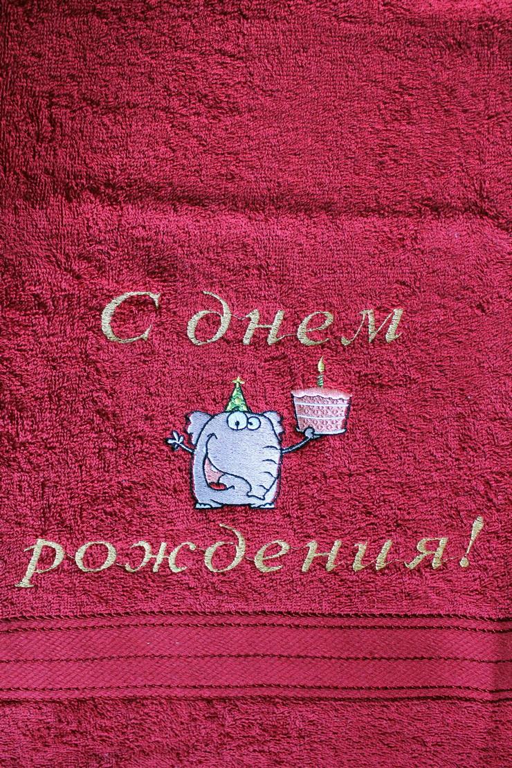 Полотенце вышивка с картинкой
