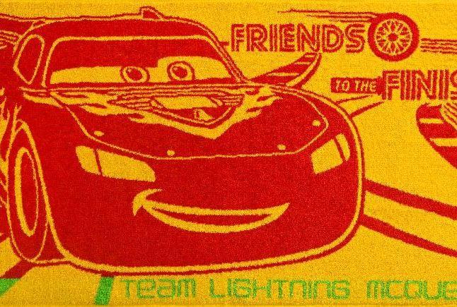 """Полотенце махровое """"Formula Racer"""""""